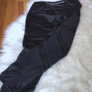 ♥️Jessica Simpson the warmups cropped leggings
